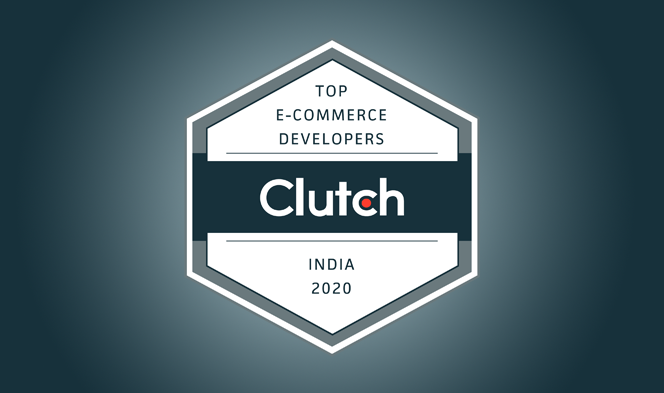 Biztech Named Among Top Ecommerce Developers of 2020 by Clutch1