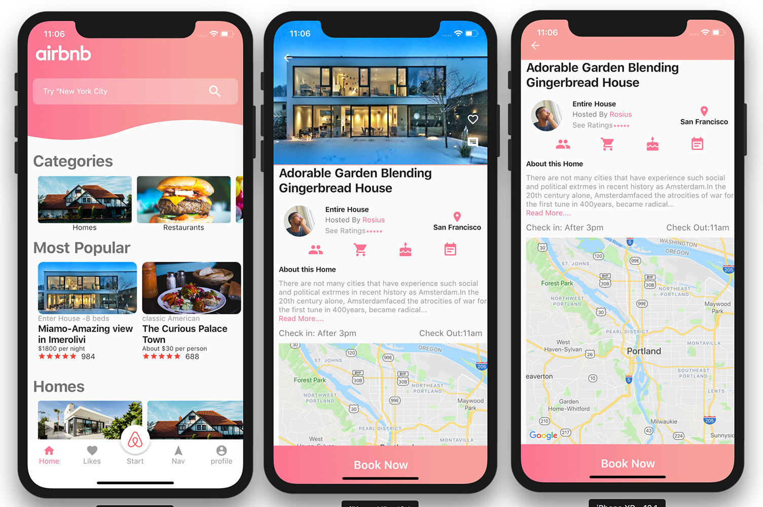 Airbnb For Guests