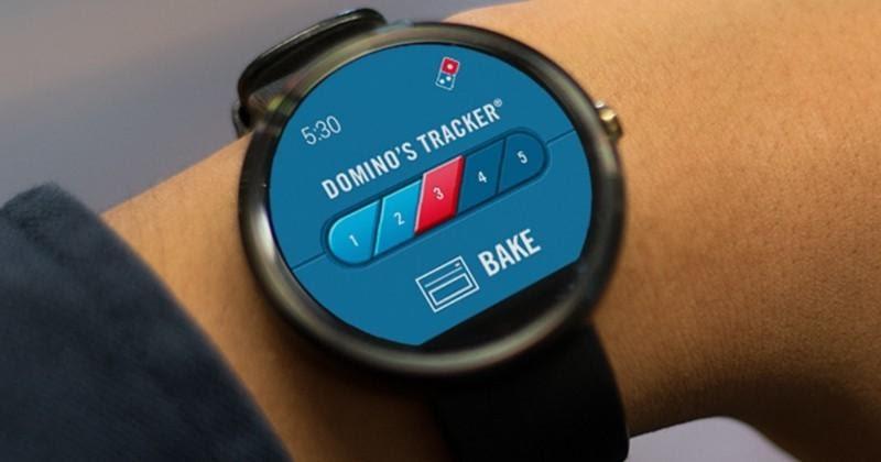 dominos-smartwatch