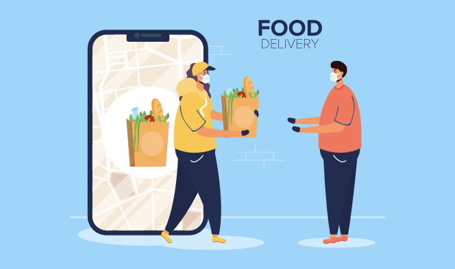 Instacart Clone: Reinventing Grocery Shopping