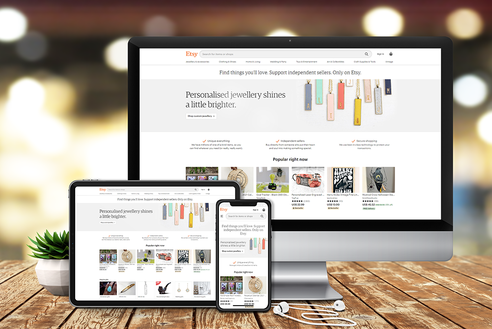 How to Build an Etsy Clone for Beginners