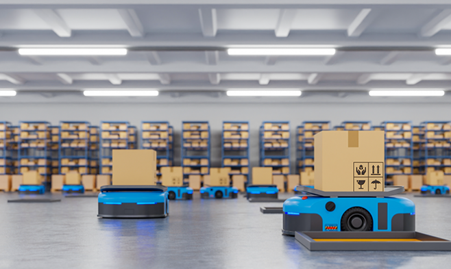 IoT Warehouse Management: Moving towards Smarter Technology1