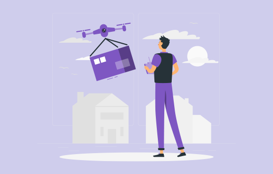 Drone Delivery: A Solution to Last Minute Delivery!