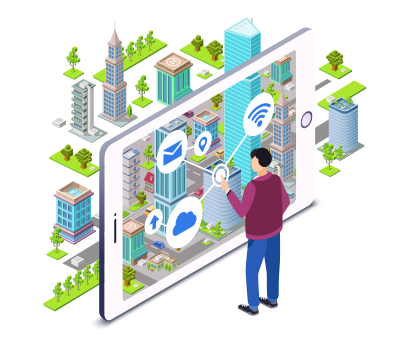 How IoT is Building Smart Cities- 6 Popular Use Cases For A Smarter World