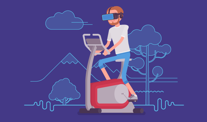 Cycling the World in Virtual Reality: A Handy Guide for Your VR App1