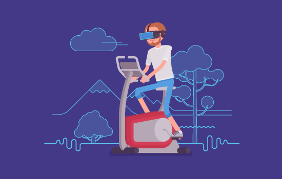 Cycling the World in Virtual Reality: A Handy Guide for Your VR App | Biztech