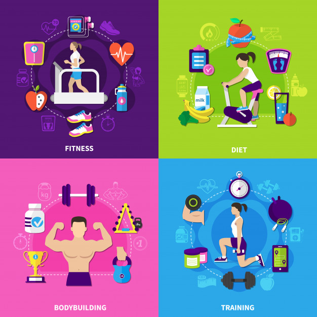 Fitness app with Unique Features