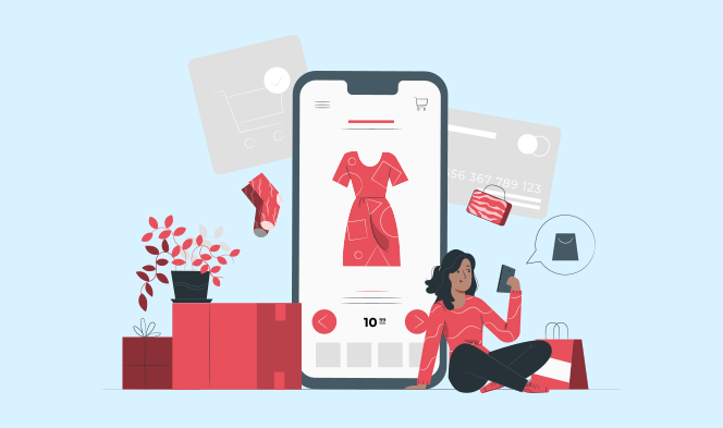 How to Make a Shopping App Like Wish?