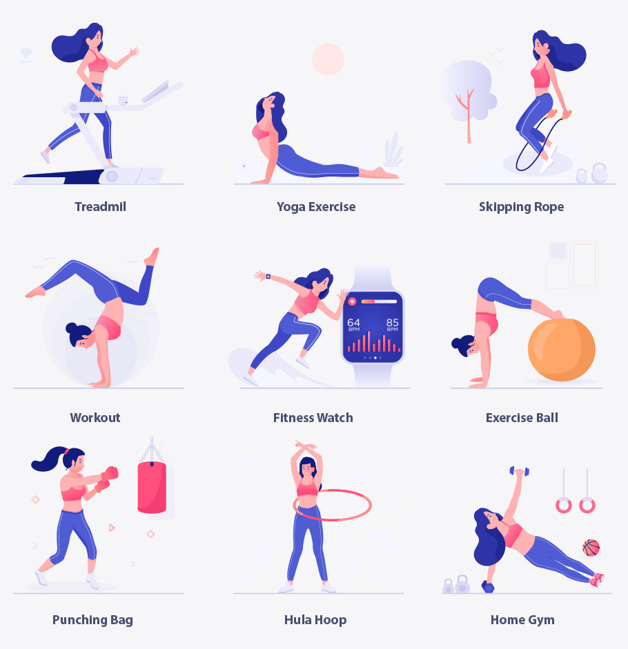 Workout & Exercise Apps