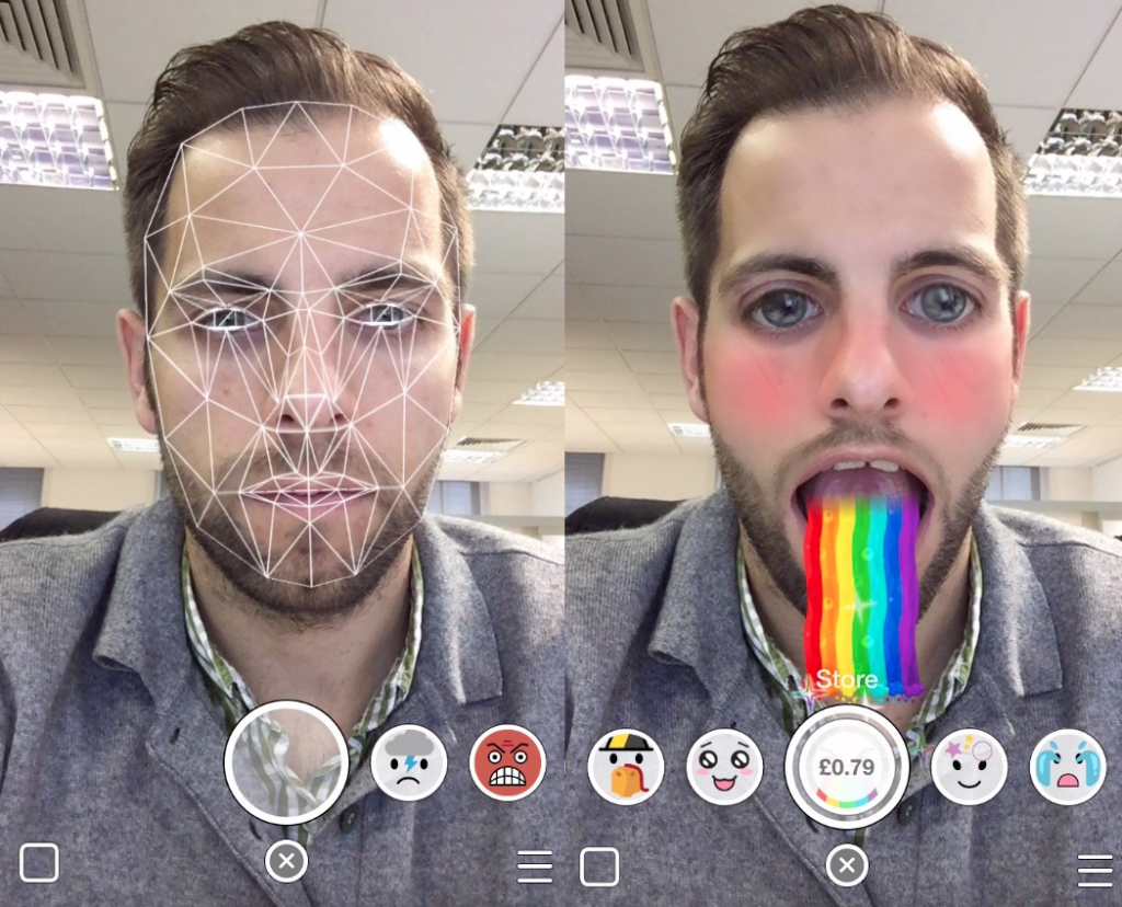 Technology-Behind-Face-Filters
