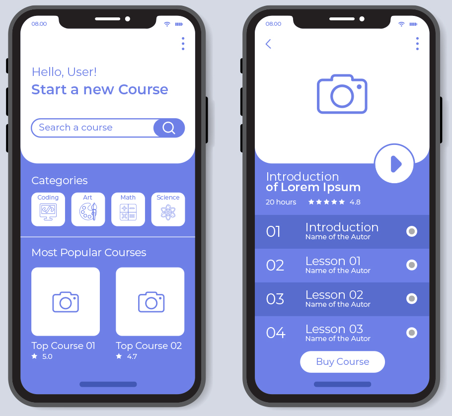 Features You Should Not Miss in the Education Mobile App Development