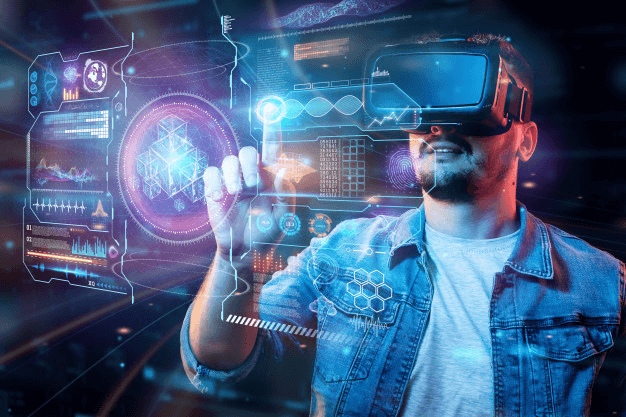 Virtual Reality Apps: Challenges and Future Scope