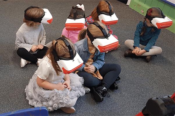 VR in Pre-School Education