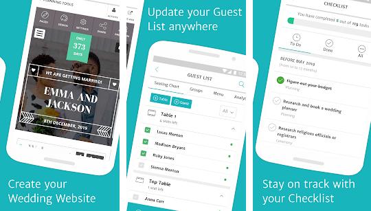 Go Big with a Wedding Planner App