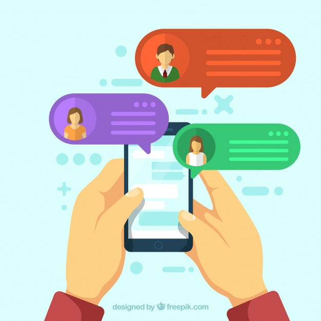 In app Chat Call