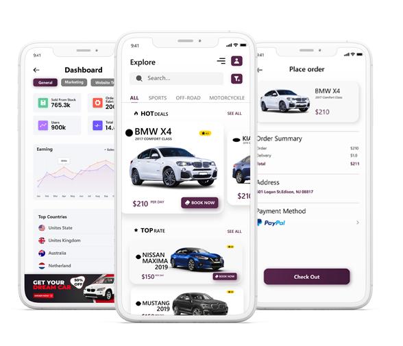 Automotive App Development
