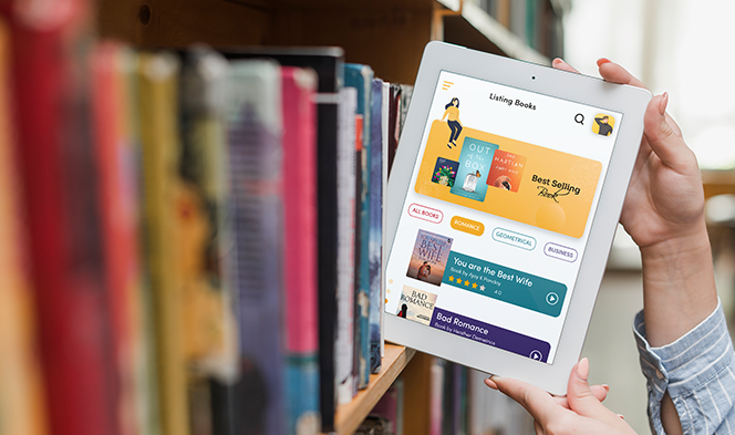 Creating an eBook Store App That Users Love to Interact With1