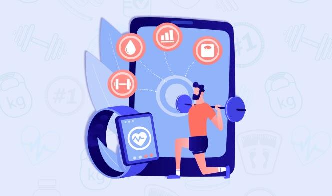 Health and Fitness App Development – Types & Ideas