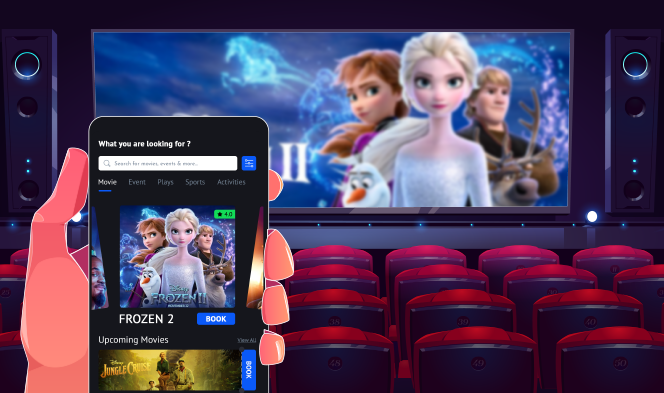 How to Design a Movie Ticket App That Retains The User1