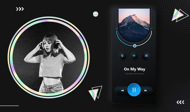 How to Design a Music Player App – A Lesson From The Giants1