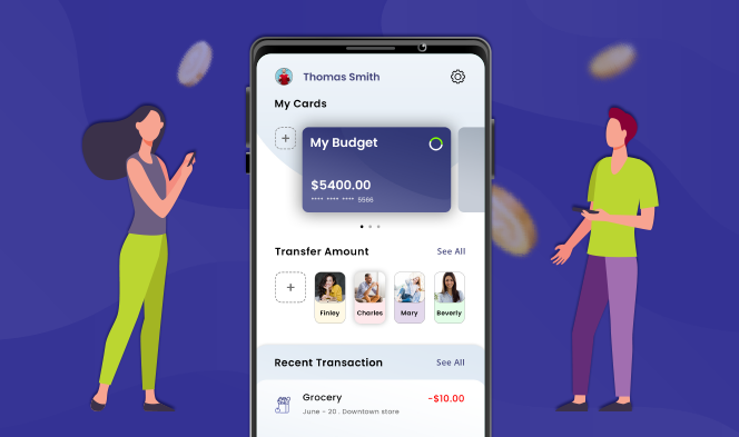 Designing a User-friendly Personal Wallet Application1