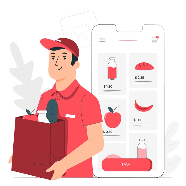 On-demand Grocery Apps