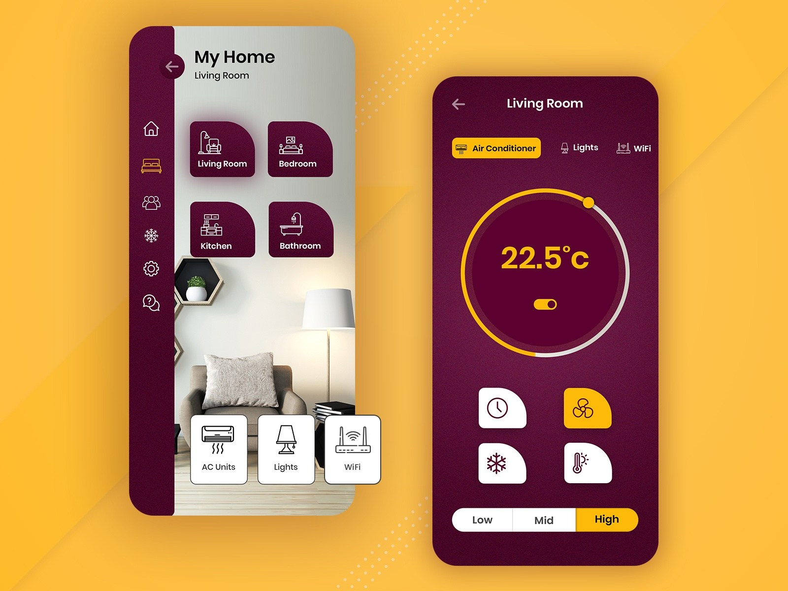 Smart Home Mobile
