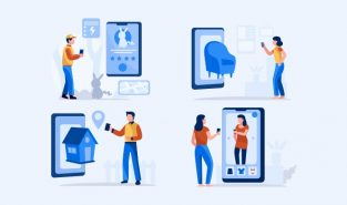 Applications of Augmented Reality in The World of Retail