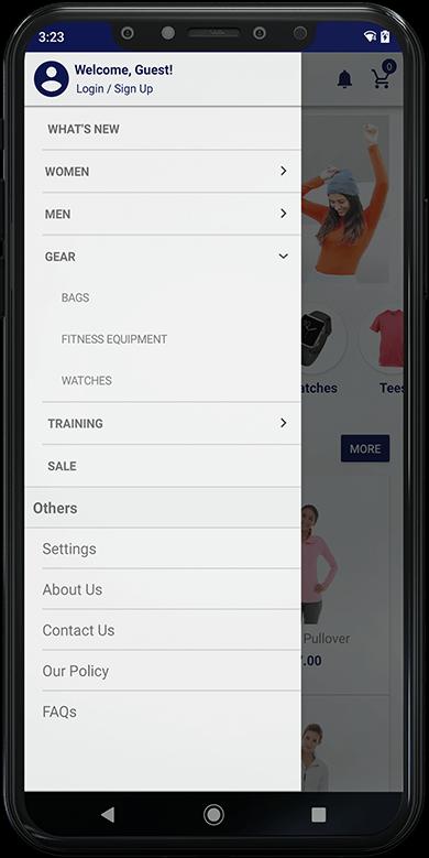 Seamless Product Categorization and Navigation