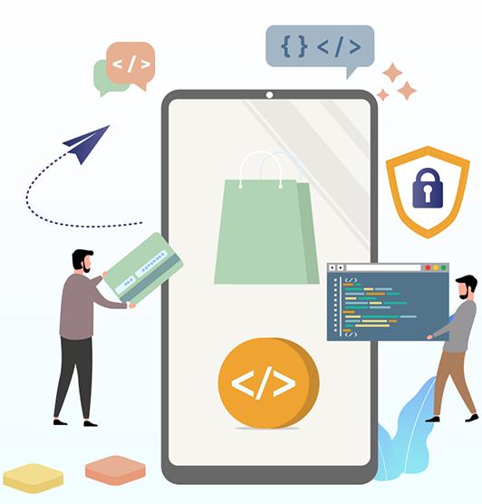 eCommerce App Development Services