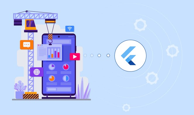 Flutter: One Stop Solution for Building Interactive Applications
