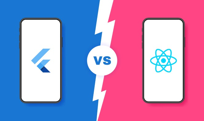 Flutter VS React Native App Development: Which one to Choose1