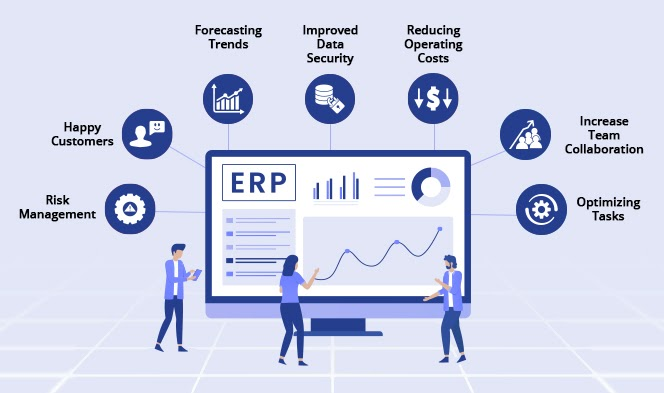 Leverage ERP Solutions to Streamline Business Operations