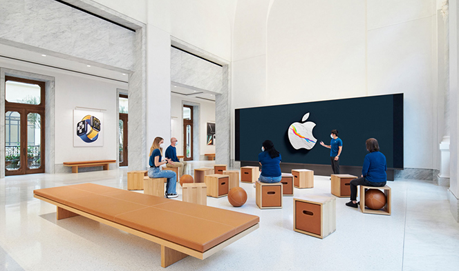 Apple Arrives a Tad Late to the Party, but In Style