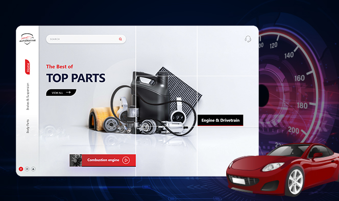 Help People Find the Right Car Parts