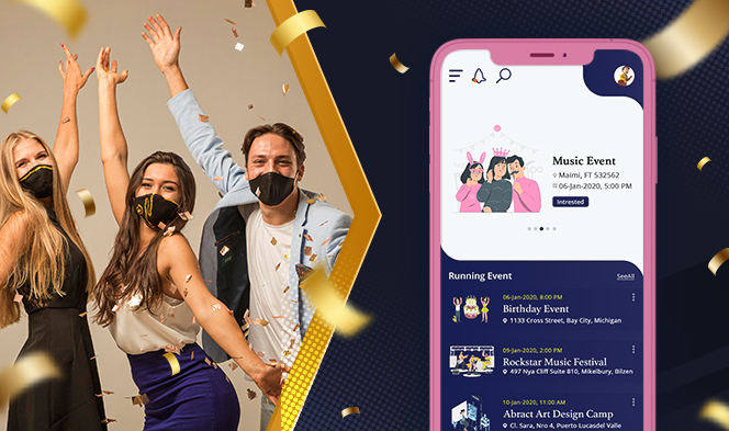 Event Booking Application: Your One Stop Solution