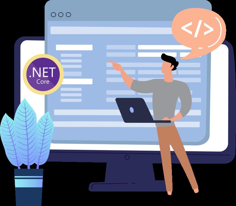 Hire .NET core Developers